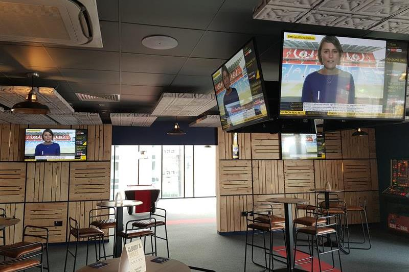 Sports bar over IP